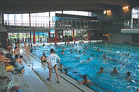 Equipements sportifs ville de saint r my l s chevreuse for Alex jany piscine