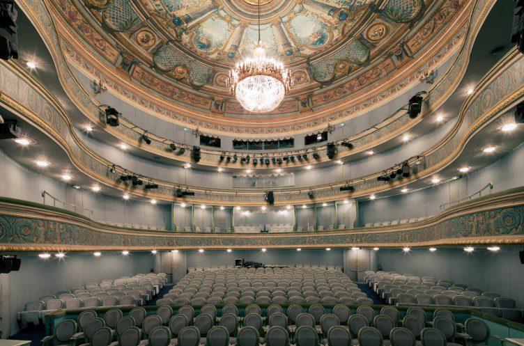Visite du théâtre Montansier – Versailles – Ville de  Saint-Rémy-lès-Chevreuse
