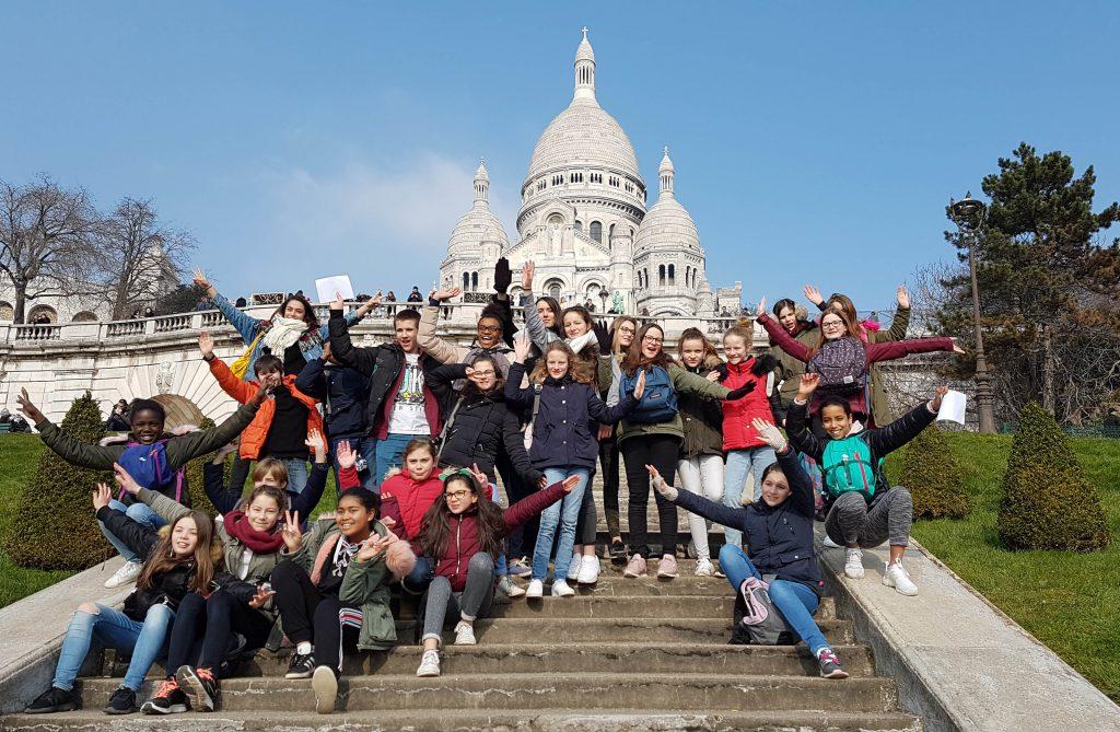 Sortie Paris enquête à la Butte Montmartre